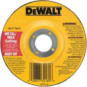 "DeWalt 4"" Thin Metal-Cutting Wheel"