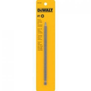 DeWalt #1 Phillips Power Bit, 6""