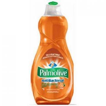 Colgate-Palmolive Dishwashing Liquid & Hand Soap, Antibacterial, Orange, 10-oz.