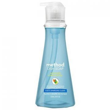 Method Dishwashing Liquid, Sea Minerals, 18-oz.