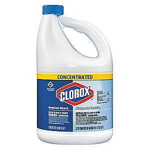Clorox Germicidal Bleach, 121 oz. Jug
