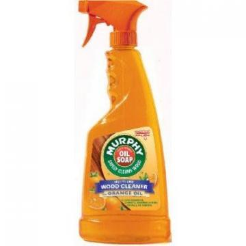 Colgate-Palmolive Murphy's Oil Soap Multi-Purpose Orange Wood Cleaner Spray, 22-