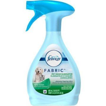 Procter & Gamble Febreze Fabric Refresher Pet Odor Eliminator, 27-oz.
