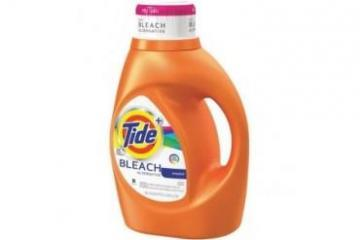 Procter & Gamble Tide Liquid Detergent With Bleach Alternative, 46-oz.