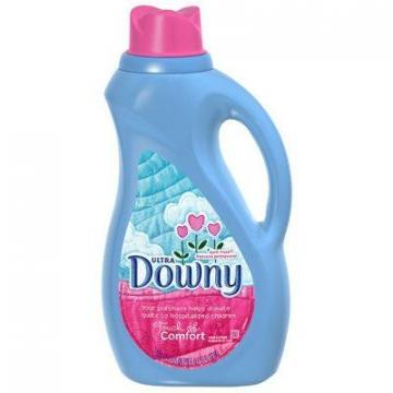 Procter & Gamble Downy Fabric Softener, April Fresh Scent, 51-oz.