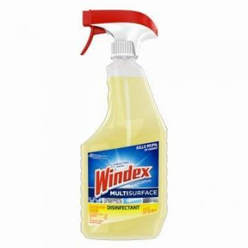 SC Johnson Windex Multi-Surface Disinfectant Cleaner, 23-oz.
