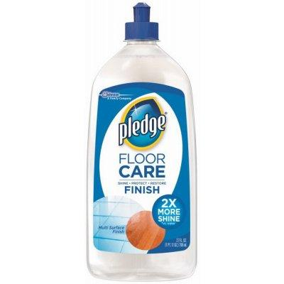 SC Johnson Pledge Floor Care, 27-oz.
