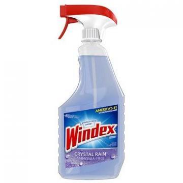 SC Johnson Windex 26-oz. Crystal Rain Glass Cleaner