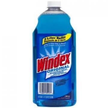 SC Johnson Windex 67.6-oz. Blue Glass Cleaner Refill