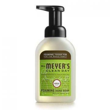 SC Johnson Mrs. Meyer's Clean Day Foaming Hand Soap, Apple Scent, 10-oz.