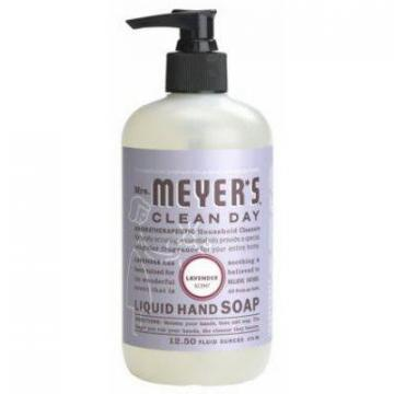 SC Johnson Mrs. Meyer's 12.5-oz. Clean Day Lavender Scent Liquid Hand Soap