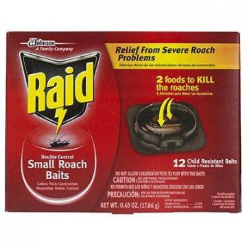 SC Johnson Raid Roach Bait Plus Egg Stop, 12-Pk.