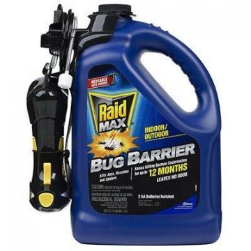 SC Johnson Raid Max Bug Barrier, 128-oz.