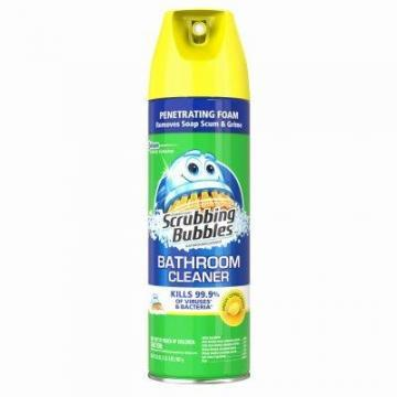 SC Johnson Scrubbing Bubbles 22-oz. Lemon Antibacterial Bathroom Cleaner