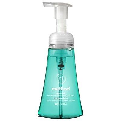 Method Foaming Hand Soap, Waterfall, 10-oz.