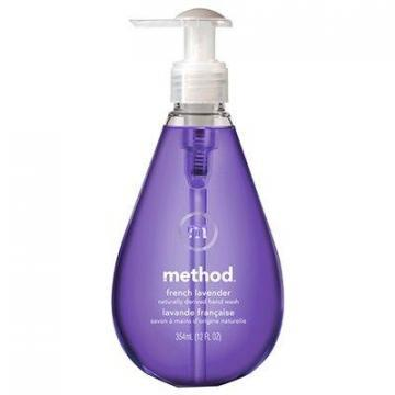 Method Gel Hand Soap, French Lavender, 12-oz.