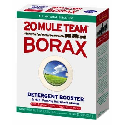Dial Twenty Mule Team Borax 65-oz. Natural Laundry Booster & Cleaner