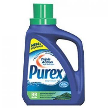 Dial Purex Liquid Laundry Detergent, Mountain Breeze, 50-oz.