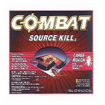 Dial Combat Source Kill Roach Killing System, 8-Ct.