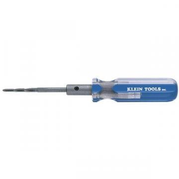 Klein Tools Cushion-Grip Six-in-One Tapping Tool