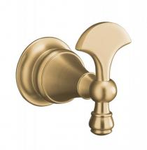 Kohler Revival Robe Hook in Vibrant Brushed Bronze