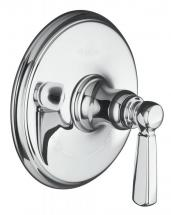 Kohler Bancroft Single-Handle Thermostatic Faucet with Lever Handle in Polished Chrome
