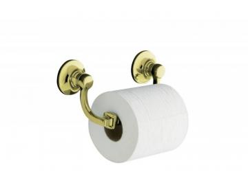 Kohler Bancroft Toilet Tissue Holder in Vibrant French Gold