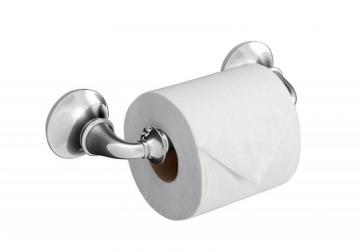 Kohler Forté Traditional Toilet Tissue Holder in Polished Chrome