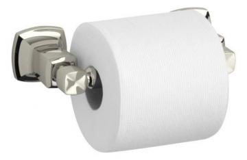 Kohler Margaux Horizontal Toilet Paper Holder