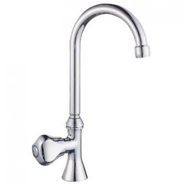 Blanco Single Handle Cold Water Faucet, Chrome Finish