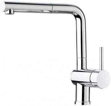 Blanco Single-Lever Pull-Out Faucet, Chrome