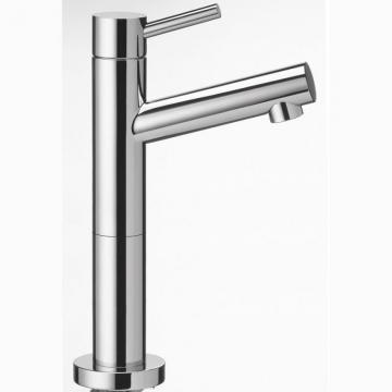 Blanco Single Lever, Cold Water Kitchen Pantry Faucet, Stainless Steel