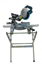 "Makita 10"" Sliding Compound Miter Saw with Stand"