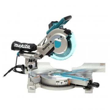 "Makita 10"" Dual Sliding Compound Miter Saw with Laser"