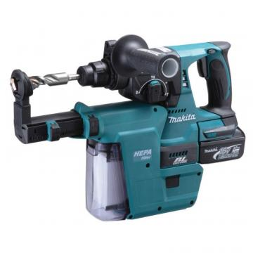 "Makita 15/16"" Cordless Rotary Hammer with Brushless Motor"
