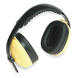 Condor 26dB Multi-Position Ear Muffs, Yellow