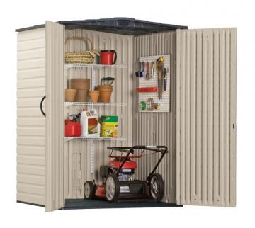 Rubbermaid Medium Vertical Storage Shed