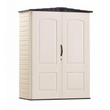 Rubbermaid 52 cu. ft. Small Vertical Storage Shed