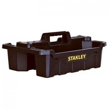 Stanley Storage Tote Tray, 19.34 x 13 x 7.6-In.