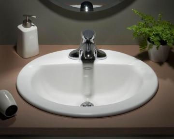 "American Standard Colony 4"" Countertop Sink Basin"