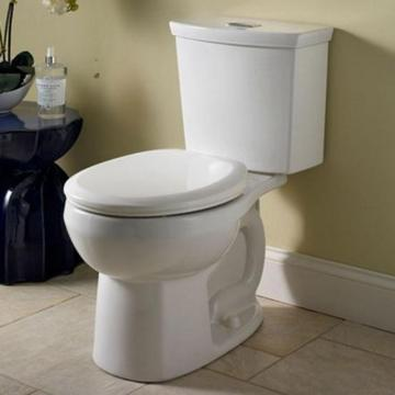 American Standard Cadet 3 2-Piece 1.59 GPF Dual Flush Elongated Bowl Toilet
