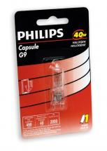 Philips 40W Halogen G9 120 Volt