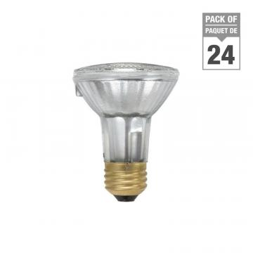 Philips Halogen 50W PAR20 Flood - Case of 24 Bulbs