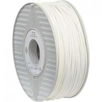 Verbatim ABS Filament 3MM 1KG Reel White +0.05MM