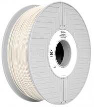 Verbatim 1.75mm White PRIMALLOY Filament for 3D Printer, 190m Reel, 500g