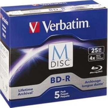 Verbatim BD R 25GB 4x Branded Surface