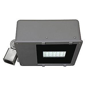 Lumapro 5770 Lumens LED Floodlight, Bronze, Replacement For 250W HPS/MH
