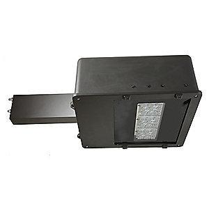 Lumapro 4141 Lumens LED Floodlight, Dark Bronze, Replacement For 300W QH