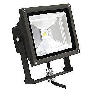 Lumapro 1985 Lumens LED Floodlight, Bronze, Replacement For 100W INC/23W-26W CFL