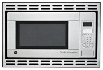 GE 1.1 cu. ft. Built-In Microwave Oven in Stainless Steel